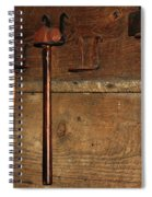 Blacksmith Tools Spiral Notebook