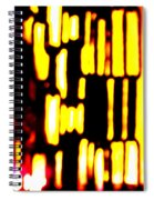 Blacksmiths Furnace 2 Spiral Notebook