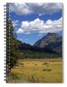 Blacktail Plateau Spiral Notebook
