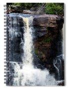 Blackwater Falls #5 Spiral Notebook