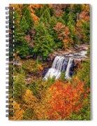 Blackwater Falls Wv Spiral Notebook