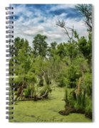 Blackwater Swamp Spiral Notebook