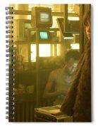 Blade Runner 2049 Spiral Notebook