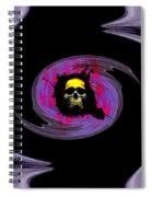 Blade Runner Spiral Notebook