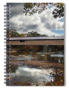 Blair Covered Bridge Spiral Notebook