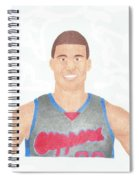 Blake Griffin Spiral Notebook