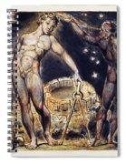 Blake: Jerusalem, 1804 Spiral Notebook