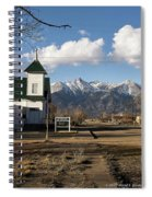 Blanca Colorado Spiral Notebook
