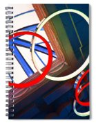 Blank Space For The Real Love Spiral Notebook