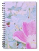 Blanket Of Leaves Spiral Notebook
