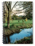 Blarney Castle Grounds Spiral Notebook