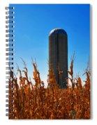 Blast Off Spiral Notebook