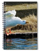 Blast Off Spiral Notebook