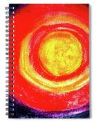 Blazing Spiral Notebook