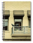 Bleached Dreams Spiral Notebook