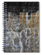 Bleeding Concrete Two Spiral Notebook