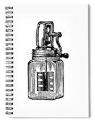 Blended Spiral Notebook