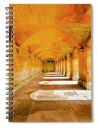 Blenheim Arches Spiral Notebook