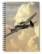 Blenheim Bird Spiral Notebook