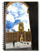 Blenheim Palace England Spiral Notebook