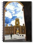 Blenheim Palace England Spiral Notebook