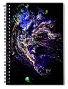 Blessed Horse  Spiral Notebook