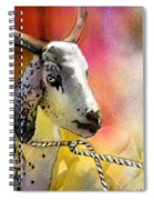 Blessings Be Upon You Spiral Notebook