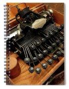 Blickensderfer No. 5 Spiral Notebook