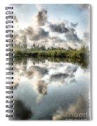 Blind Pass Bayou Sanibel Island Florida Spiral Notebook