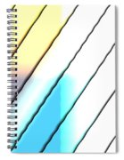 Blind1 Spiral Notebook