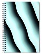 Blind Back Spiral Notebook