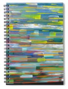 Blindsided Spiral Notebook