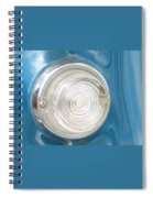 Blink Spiral Notebook