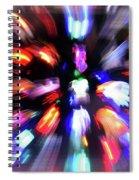 Blinky The Star Spiral Notebook