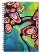 Bliss And Detachment Spiral Notebook