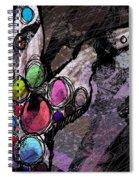 Blockage Spiral Notebook