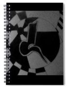 Blondeass Sunshine Spiral Notebook