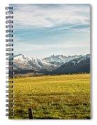 Bloody Mountain Spiral Notebook