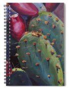 Blooming Cacti  Spiral Notebook