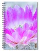 Blooming Cactus Spiral Notebook