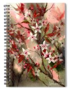 Blooming Magical Gardens Spiral Notebook