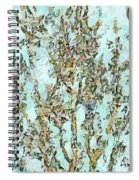 Blooming Passion Spiral Notebook