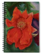 Blooming Poms Spiral Notebook