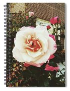 Blooming Rose Spiral Notebook