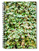 Blooming Shrubs  Spiral Notebook