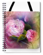 Blooming  Bag  Spiral Notebook