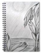 Blooms Spiral Notebook
