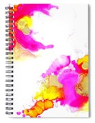 Blooms1 Spiral Notebook