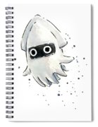 Blooper Watercolor Spiral Notebook