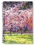 Blossom Fantasy Spiral Notebook